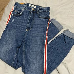 Zara TRF slim fit jeans